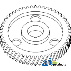 A-70227038 GEAR CAMSHAFT TIMING