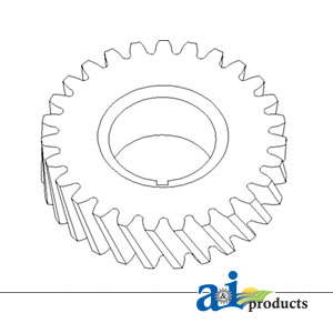 A-70230217 GEAR CRANKSHAFT TIMING