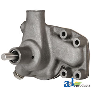 A-74517363 WATER PUMP L/ PULLEY
