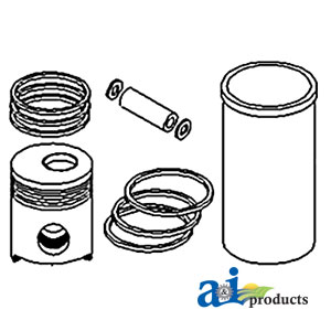 A-SRK727 SEALING RING KIT LINER