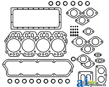A-70277256 GASKET SET UPPER