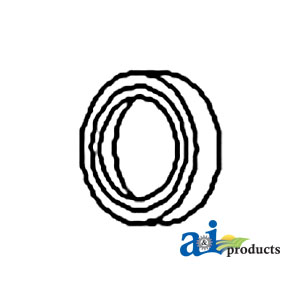 A-72080166 SEAL FRONT CRANKSHAFT